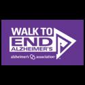 Walk to End Alzheimer's – Various Dates
